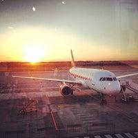 Photo taken at Milan Malpensa Airport (MXP) by Enrico M. on 4/16/2013