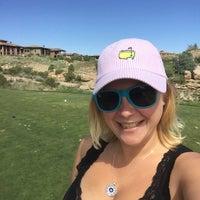 Photo taken at Redlands Mesa Golf Course by Summer G. on 7/24/2015