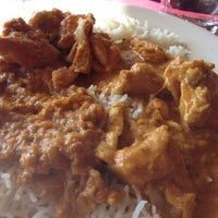 Photo taken at Taste of India by Amy L. on 10/17/2012
