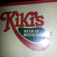 Photo taken at Kiki's Restaurant & Bar by Alice A. on 2/15/2013