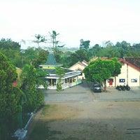 Photo taken at SMA Negeri 1 Genteng by Nikita A. on 9/16/2013