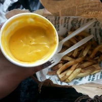 Photo taken at Wingstop by Dulce V. on 7/8/2013