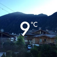 Photo taken at Mayrhofen by Abdullah A. on 9/7/2016
