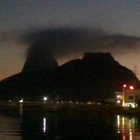 Photo taken at Enseada de Botafogo by Arnaldo O. on 12/19/2012