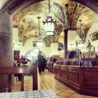 Photo taken at Hofbräuhaus by Charles P. on 4/10/2013