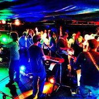Photo taken at Zebra Cocktail Lounge by Jesse B. on 3/18/2013