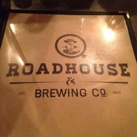 Photo taken at Q Roadhouse & Brewing Co. by Ben W. on 7/21/2014