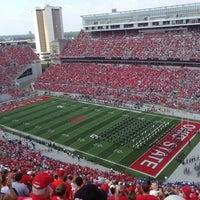 Photo taken at Ohio Stadium by Stephen W. on 8/31/2013