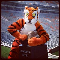 Photo taken at Frank Howard Field at Clemson Memorial Stadium by Kelly S. on 6/13/2013
