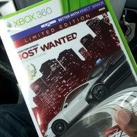 Photo taken at GameStop by Kcrzaye on 10/30/2012