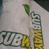 Photo taken at Subway by Jet A. on 4/28/2016