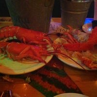 Photo taken at Joe's Crab Shack by Nicholas M. on 10/3/2012