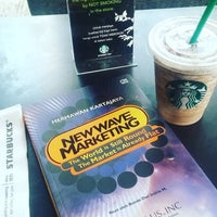 Photo taken at Starbucks by astrid a. on 9/30/2015