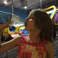Photo taken at Pump It Up by Lydia P. on 5/31/2014