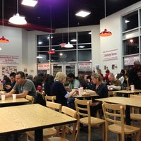 Photo taken at Five Guys by Kirk W. on 3/9/2013