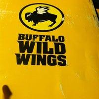 Photo taken at Buffalo Wild Wings by Irma D. on 5/19/2013