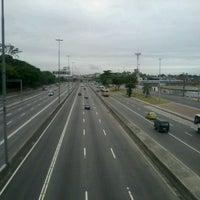 Photo taken at Avenida Brasil by Evelyn K. on 11/4/2012