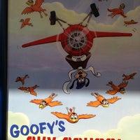 Photo taken at Goofy's Sky School by Lindsay W. on 1/6/2013