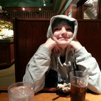 Photo taken at Sizzler by Vickie H. on 12/20/2013
