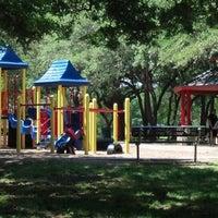 Photo taken at Springwoods Park by Matthew J. on 5/12/2013