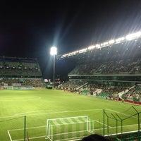 Photo taken at Leo Stadium by pppinkythana on 6/29/2016