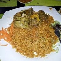 Photo taken at Ar-Rayan Arab Restaurant by Nurul Huda S. on 1/13/2013