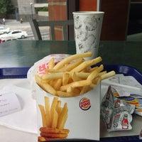 Photo taken at Burger King by MT on 8/24/2013