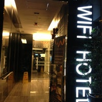 Photo taken at WifiHotel 星網商務酒店 by Paolo 7. on 4/5/2013