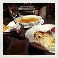 Photo taken at Bridges Restaurant & Bar by Jennifer C. on 2/13/2013