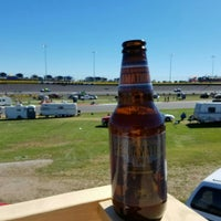 Photo taken at Charlotte Motor Speedway by Joe E. on 10/9/2016