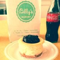 Photo taken at Billy's Bakery by Nexibeth B. on 10/1/2012