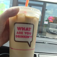 Photo taken at Dunkin' Donuts by Jessica R. on 7/6/2013
