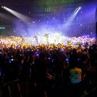 Photo taken at Movistar Arena by Josefa B. on 4/26/2013