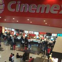 Photo taken at Cinemex by Aldiux A. on 4/7/2013
