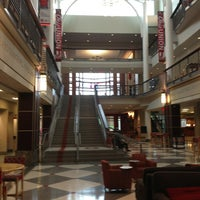 Photo taken at The Ohio Union by Sharon R. on 5/18/2013