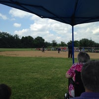 Photo taken at Four Seasons - Pinto Baseball Fields by Chuck A. on 6/28/2014