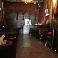 Photo taken at Black Myst Hookah Lounge by Anatoly T. on 10/30/2012