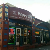 Photo taken at Happy Donuts by Trevor C. on 3/19/2016