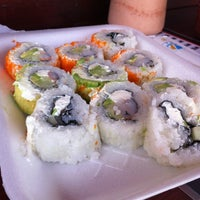 Photo taken at Nikki Sushi by Horacio M. on 2/15/2013