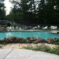 Photo taken at Drummer Boy Camping Resort by LeeAnn S. on 7/26/2013