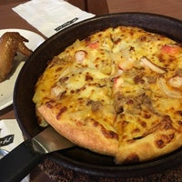 Photo taken at Pizza Hut by Cybell C. on 6/21/2016