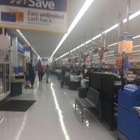 Photo taken at Walmart Supercenter by SooFab on 11/9/2016