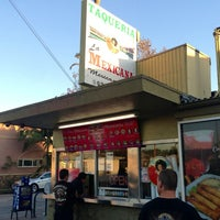Photo taken at Taqueria La Mexicana by Othman A. on 11/12/2012