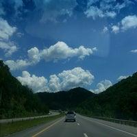 Photo taken at Blue Ridge Mountains by kelly n. on 6/30/2013