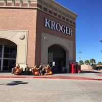 Photo taken at Kroger by Julie H. on 10/16/2014