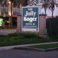 Photo taken at Jolly Roger Hotel by Nicole H. on 10/21/2013