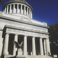 Photo taken at General Grant National Memorial (Grant's Tomb) by bethanne on 10/20/2012