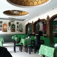 Photo taken at Crescent Moon Uygur Restaurant by Robert B. on 3/16/2013