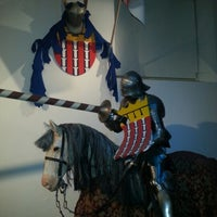 Photo taken at Legermuseum by Eric Z. on 10/26/2012