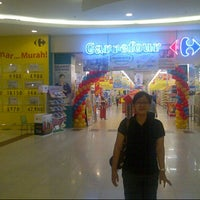 Photo taken at Carrefour by Seno P. on 9/26/2013